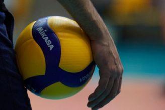 پیشنویس برنامه مسابقات كنفدراسیون والیبال آسیا