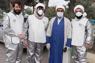 خدماترسانی 20 هزار طلبه جهادی در قالب 10 كمیته تخصصی در سراسر كشور