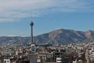 كیفیت هوای تهران قابل قبول است