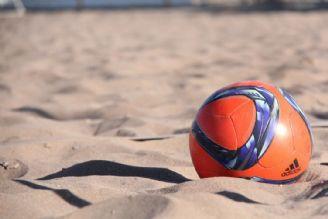 برنامه لیگ برتر فوتبال ساحلی