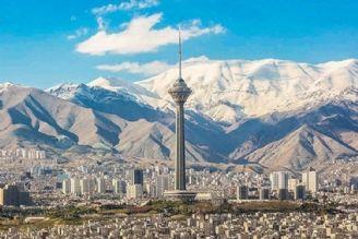 هوای تهران و استانهای شمالی خنك میشود