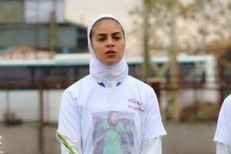 لژیونر شدن بانوی فوتبالیست ایرانی
