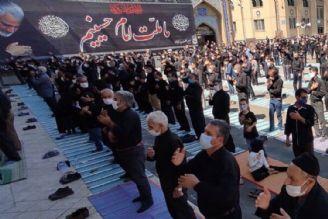 فرمانده نیروی انتظامی از همكاری هیئتهای مذهبی با پلیس در دهه اول محرم قدردانی كرد