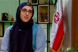پویش مومنانه سیده الهام حسینی نخستین مدال آور وزنه برداری زنان