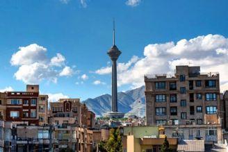 كیفیت هوای پایتخت قابل قبول است/تهران گرمتر شد