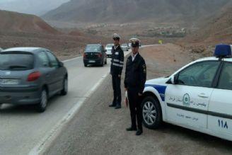 ترافیك سنگین در ورودی تهران/ تردد روان در جادههای شمالی