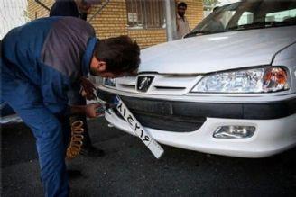 رئیس مركز شمارهگذاری پلیس راهور ناجا: تعویض پلاك در تهران فقط اینترنتی انجام میشود