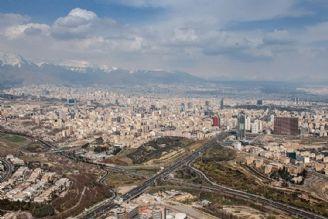 طی 24 ساعت گذشته كیفیت هوای تهران قابل قبول است