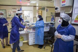 فعالیت بیش از صد طلبه و روحانی جهادی در بیمارستان های قم