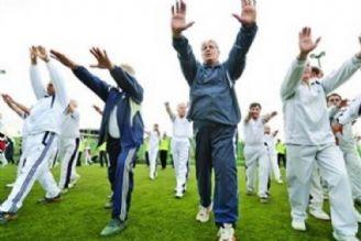 تدوین استانداردهای تمرینات ورزشی سالمندان