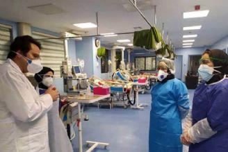 احتمال پذیرش بیماران جدید در بیمارستان صحرایی
