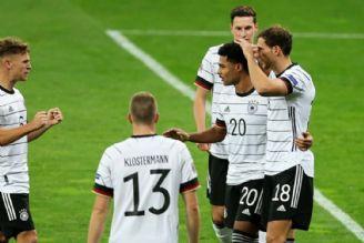 پیروزی سخت آلمان و برد اسپانیا