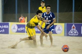 پیروزی پارس جنوبی با غلبه بر فرش حداد اصفهان