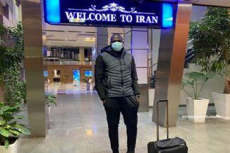 دیاباته به تهران آمد