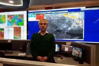 مهندس اصغری کارشناس هواشناسی
