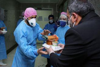 20 هزار بسته متبرك برای مدافعان سلامت سراسر كشور ارسال شد