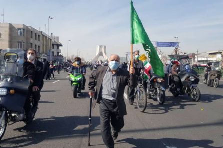 22بهمن 1399 گرامیداشت پیروزی شکوهمند انقلاب اسلامی ایران