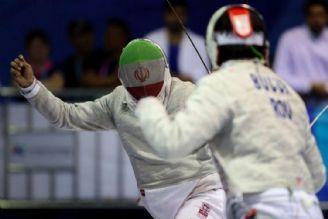 سابربست های ایرانی در جمع شمشیربازان برتر جهان