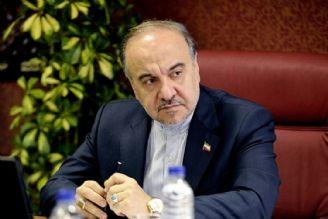 سلطانی فر: تیم های عربستانی هم باید به ایران بیایند