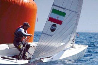 نتایج سیلور ایران در روز اول و دوم مسابقات انتخابی المپیك بادبانی