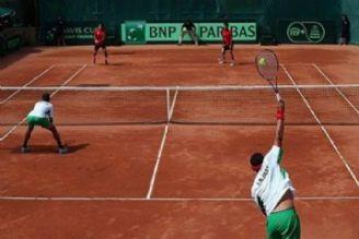 میزبانی ایران از مسابقات سطح 4 بینالمللی تنیس
