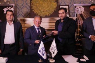 امضای تفاهم نامه همكاری میان فدراسیون بدنسازی ایران و جهان