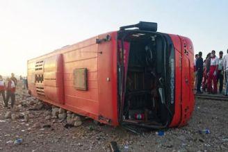 مقصر اصلی واژگونی اتوبوس نخبه ها کیست؟